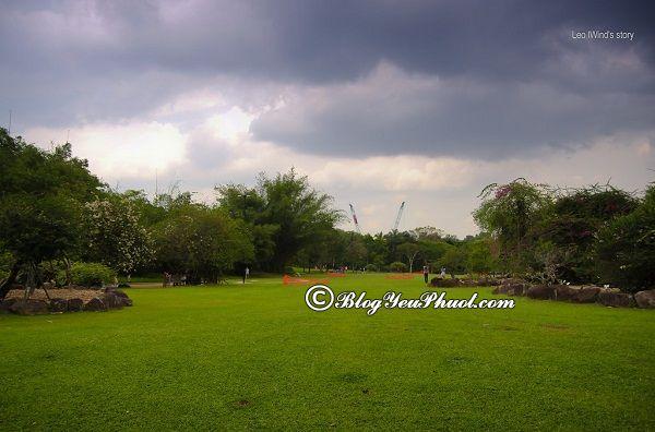 Cách mua vé vào vườn lan Botanic Garden: Giá vé vào các khu du lịch nổi tiếng ở Singapore