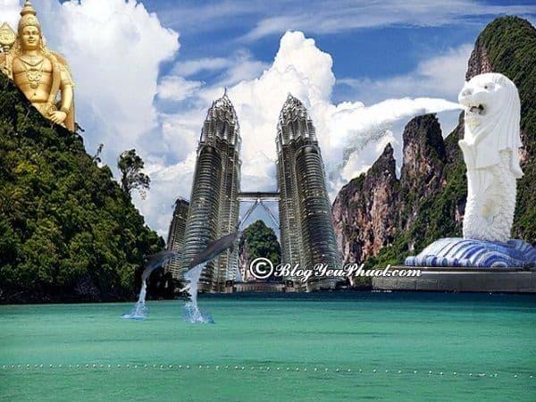 Kinh nghiệm du lịch bụi Singapore – Malaysia