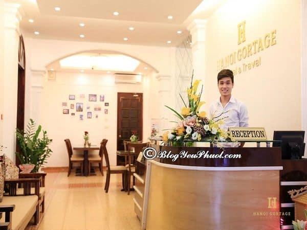 Có nên ởHanoi Blue Lotus Hotel? Đánh giá chất lượng phục vụ của khách sạn Hanoi Blue Lotus Hotel