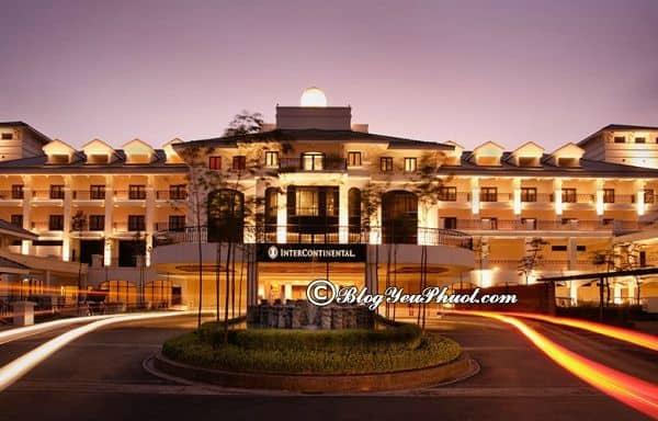 InterContinental Hanoi Westlake – khách sạn 5 sao Quận Tây Hồ