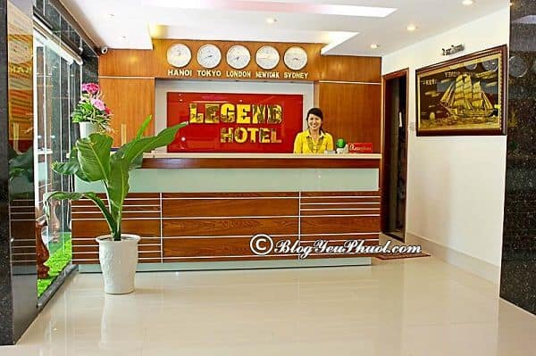 Sự tiện nghi ở khách sạn Legend Đà Nẵng
