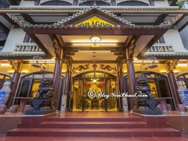 Khách sạn 3 saoDragon Hà Nội