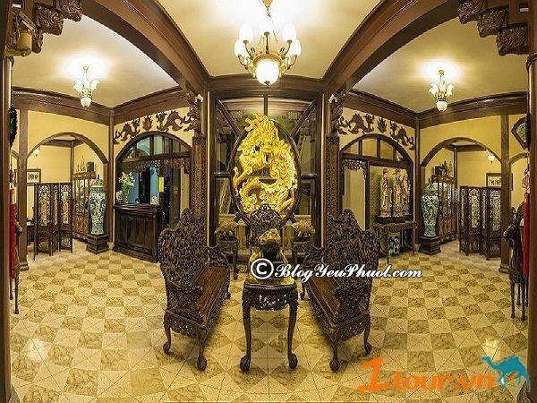 Tiện nghi nổi bật của Khách sạn 3 sao Dragon Hà Nội? Có nên đặt phòng khách sạn Dragon Hà Nội hay không?