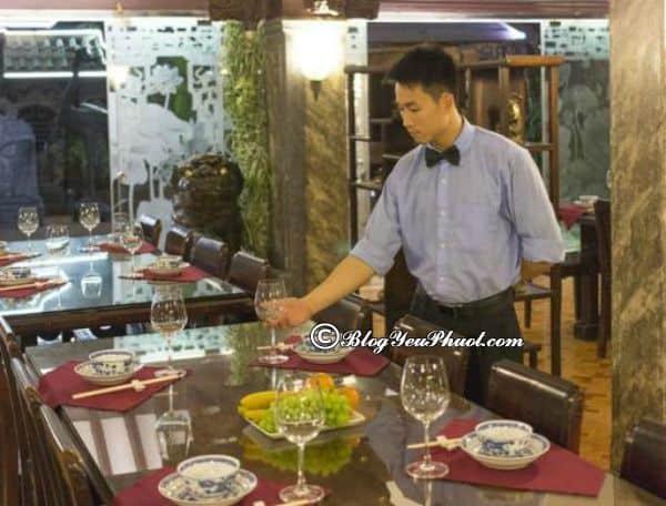 Đánh giá khách sạn Dragon Hà Nội? Review nhà hàng, món ăn của khách sạn Dragon Hà Nội