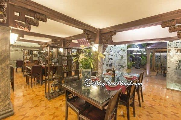 Có nên ở khách sạn Dragon Hà Nội? Review nhà hàng, đồ ăn của khách sạn Dragon Hà Nội