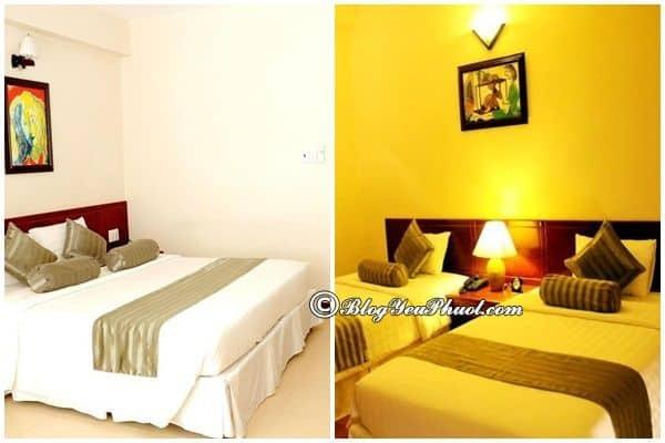 Dịch vụ phòng của khách sạn Mỹ Lệ tốt không? Đánh giá tiện nghi phòng ốc, nội thất, thiết kế của khách sạn Mỹ Lệ Vũng Tàu
