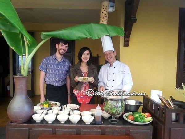 Dịch vụ cao cấp ở khách sạn Ana Mandara Villas Dalat: Review nhà hàng, đồ ăn của khách sạn Ana Mandara Villas Dalat