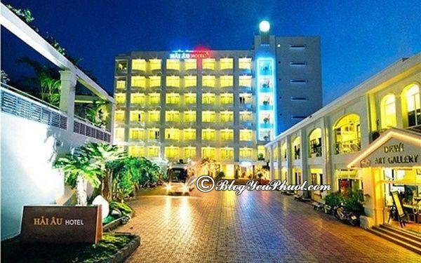 Review chi tiết khách sạn Hải Âu Nha Trang về phòng ốc, tiện nghi, chất lượng: Có nên đặt phòng khách sạn Hải Âu Nha Trang hay không?