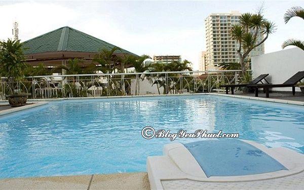 Sự tiện nghi của khách sạn Hải Âu Nha Trang: Đánh giá phòng ốc, tiện nghi, dịch vụ của khách sạn Hải Âu Nha Trang