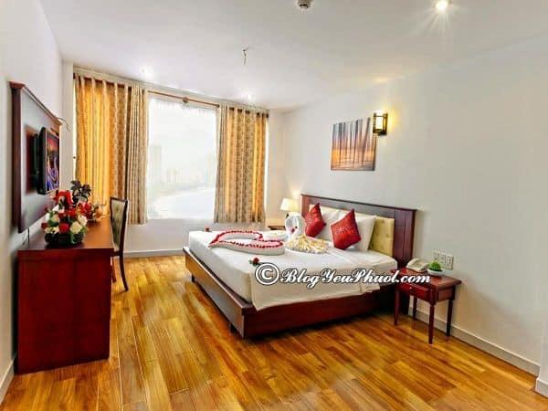 Một số khách sạn cùng loại với khách sạn Hải Âu Nha Trang: Đánh giá chất lượng khách sạn Hải Âu Nha Trang