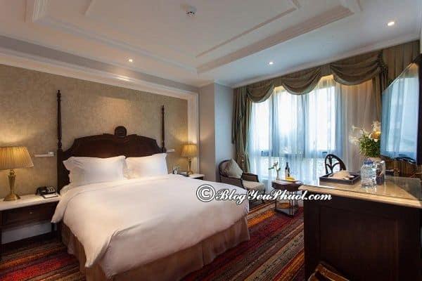 So sánh khách sạnHanoi Tirant Hotel với khách sạn khác