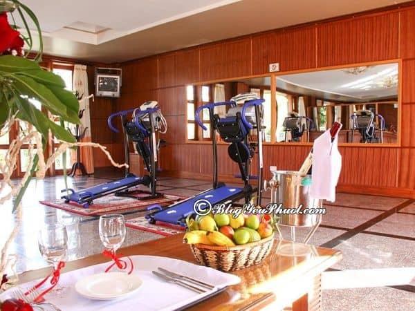 Hình ảnh khách sạn Hoàng Anh Đất Xanh Đà Lạt: Đánh giá tiện nghi phòng ốc, chất lượng khách sạn Monet Garden Villa Đà Lạt