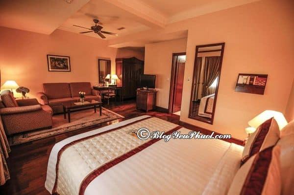 So sánh Hoàng Anh Đất Xanh với khách sạn khác: Review tiện nghi, chất lượng, phòng ốc, vệ sinh của khách sạn Monet Garden Villa Đà Lạt