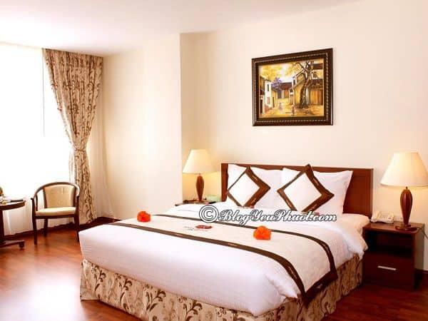 Khách sạn ở Đà Lạt review