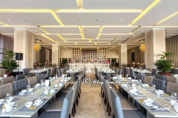 Dịch vụ của khách sạn Minh Toàn Galaxy Đà Nẵng: Review nhà hàng, đồ ăn của khách sạn Minh Toàn Galaxy Đà Nẵng