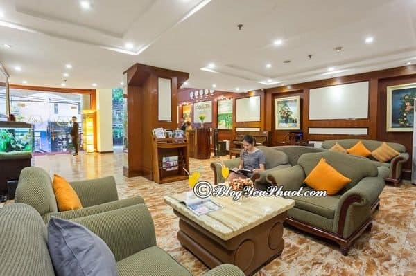 Có nên chọn khách sạn Rosaliza Hà Nội? Review chất lương phục vụ, tiện nghi của khách sạn Rosaliza Hà Nội