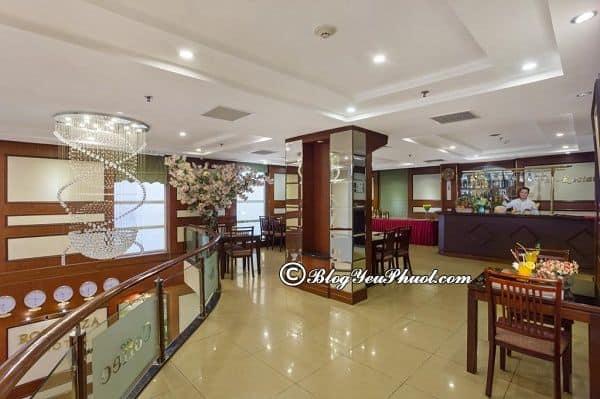 Sự tiện nghi ở khách sạn Rosaliza Hotel Hanoi: Khách sạn Rosaliza Hà Nội có dịch vụ, tiện ích gì nổi bật?