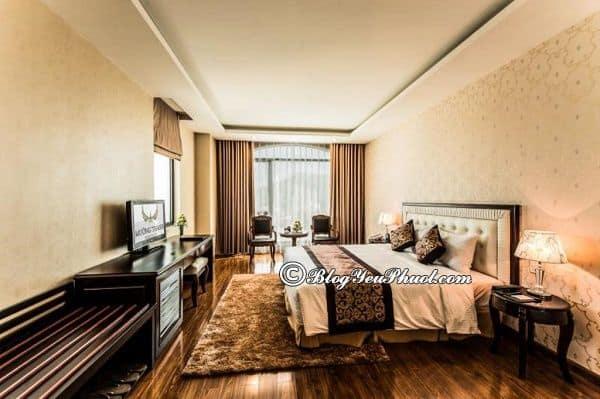 Du lịch Vũng Tàu nên chọn khách sạn nào? Đánh giá chất lượng phục vụ, tiện nghi của Thùy Dương Beach Resort Vũng Tàu