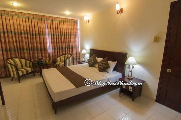 Review phòng ốc, tiện nghi khách sạn Thùy Dương Beach Resort Vũng Tàu: So sánh khách sạn Thùy Dương Beach Resort Vũng Tàu với các khách sạn khác