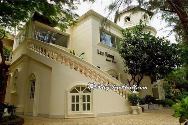 Đánh giá khách sạn Lan Rừng Vũng Tàu: Review chi tiết phòng ốc, vị trí, nhà hàng của Lan Rừng Resort Vũng Tàu