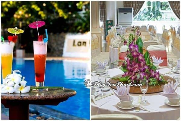 Đồ ăn ở khách sạn Lan Rừng ngon không? Review nhà hàng, đồ ăn của Lan Rừng Resort Vũng Tàu