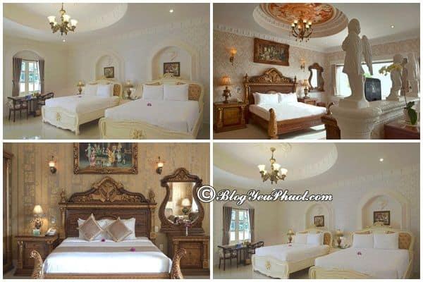 Ở đâu khi du lịch Vũng Tàu? Review chất lượng phòng ốc, nội thất, vệ sinh của Lan Rừng Resort Vũng Tàu