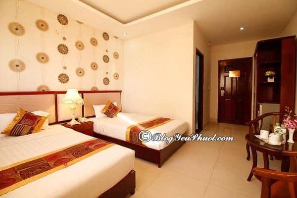 Nên ở Khách sạn nào khi du lịch Vũng Tàu? Đánh giá chất lượng phục vụ, phòng ốc, tiện nghi của khách sạn Romeliess Vũng Tàu