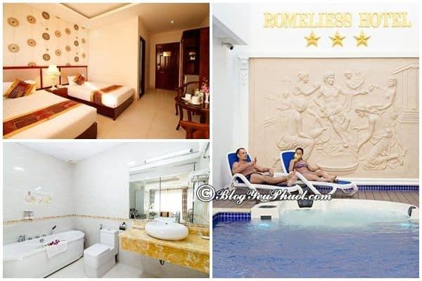 Đánh giá khách sạn Romeliess Vũng Tàu từ A đến Z: Có nên đặt phòng khách sạn Romeliess Vũng Tàu hay không?