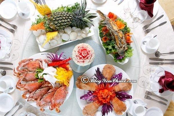 Đánh giá nhà hàng, đồ ăn của khách sạn Romeliess Vũng Tàu: Review ăn uống của nhà hàng khách sạn Romeliess Vũng Tàu