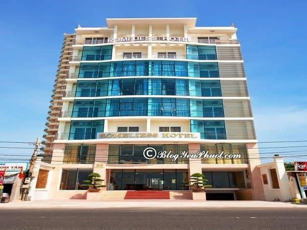 Địa chỉ khách sạn Romeliess Vũng Tàu ở đâu, có tốt không? Review chất lượng, tiện nghi của khách sạn Romeliess Vũng Tàu