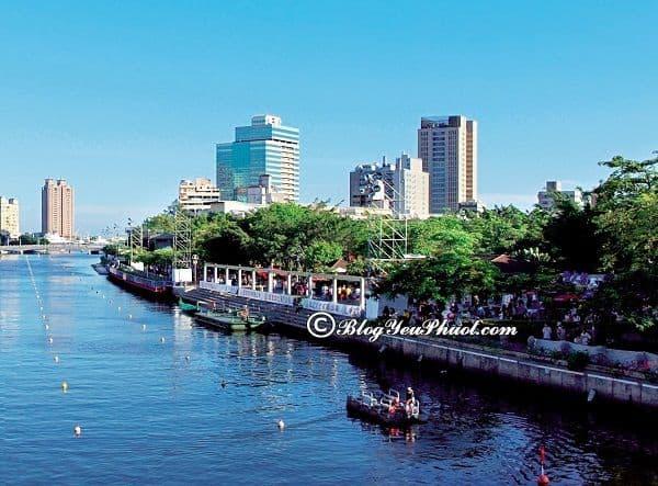 Kinh nghiệm du lịch Cao Hùng, Đài Loan tự túc, giá rẻ: Hướng dẫn, tư vấn lịch trình tham quan, vui chơi khi du lịch Cao Hùng, Đài Loan