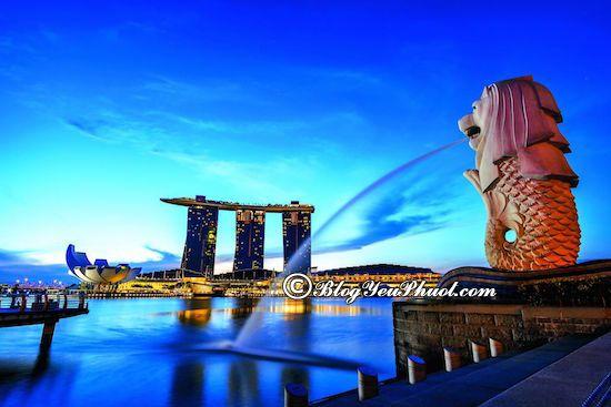 Địa điểm du lịch hấp dẫn ở Singapore: Hướng dẫn đi du lịch Singapore – Malaysia tự túc, giá rẻ