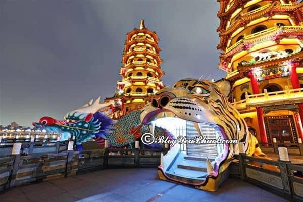 Nên du lịch Đài Loan thời điểm nào, tháng mấy? Thời gian lý tưởng để đi du lịch Cao Hùng, Đài Loan