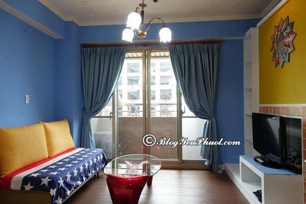 Nghỉ ngơi ở đâu khi du lịch Cao Hùng? Khách sạn ở Cao Hùng, Đài Loan đẹp, tiện nghi, chất lượng tốt