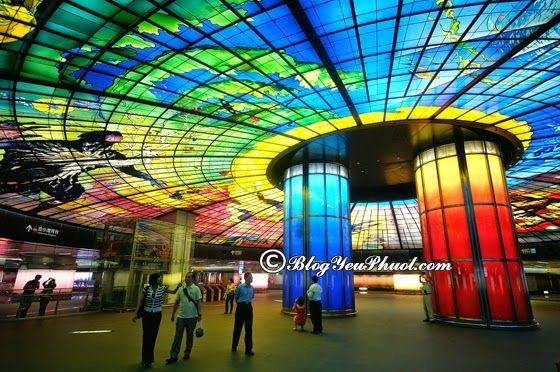 Đến đâu khi du lịch Cao Hùng, Đài Loan? Du lịch Cao Hùng đi đâu chơi vui, giá rẻ?
