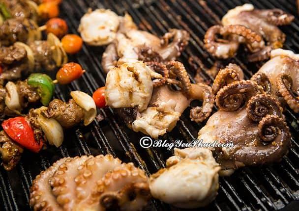 Du lịch Cao Hùng ăn đặc sản gì ngon? Kinh nghiệm ăn uống khi du lịch Cao Hùng, Đài Loan