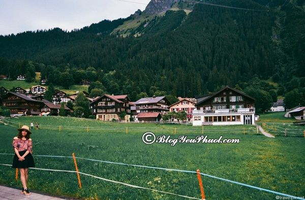 Kinh nghiệm du lịch Jungfrau, Thụy Sĩ