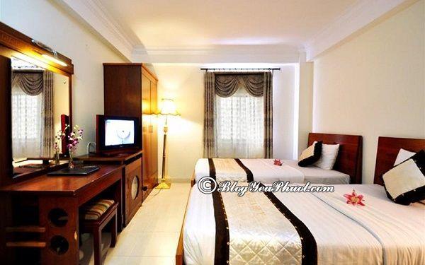 Khách sạn 3 sao Blessing 1 Sài Gòn review phòng, tiện nghi, vệ sinh: Có nên đặt phòng khách sạn Blessing 1 Sài Gòn hay không?