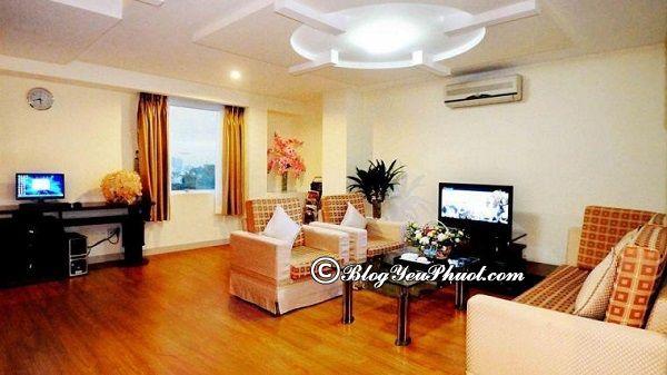 Khách sạn 3 sao Blessing 1 Sài Gòn có tiện nghi gì nổi bật? Đánh giá chất lượng phòng ốc, nội thất của khách sạn Blessing 1 Sài Gòn