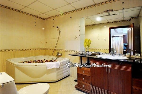 Đánh giá phòng ốc, vệ sinh, tiện nghi của khách sạn Blessing 1 Sài Gòn: Review vị trí, tiện nghi khách sạn Blessing 1 Sài Gòn