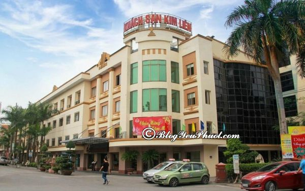 Review khách sạn Kim Liên – khách sạn 3 sao Quận Đống Đa: Khách sạn Kim Liên Hà Nội có tiện nghi gì nổi bật, chất lượng phục vụ có tốt không?