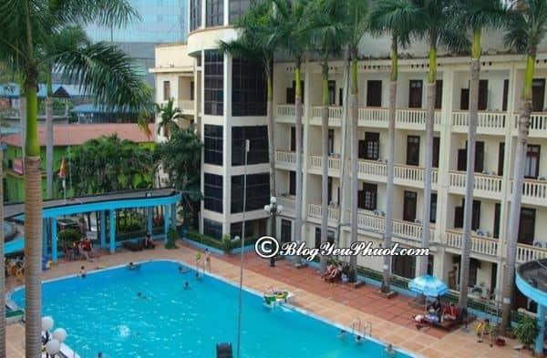 Tiện nghi nổi bật củakhách sạn Kim Liên: Khách sạn Kim Liên Hà Nội có tốt không?