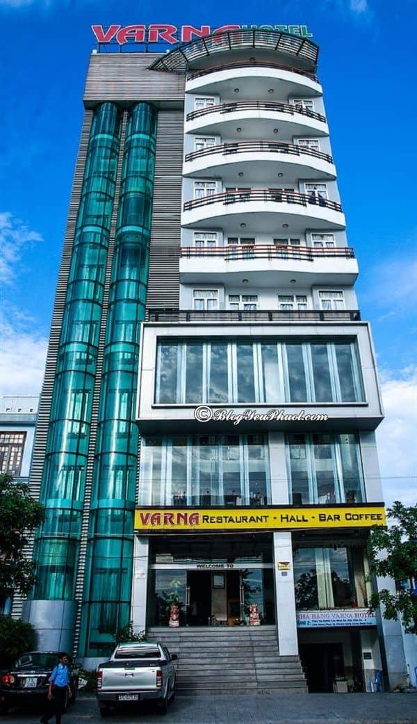 Review khách sạn Varna Đà Nẵng