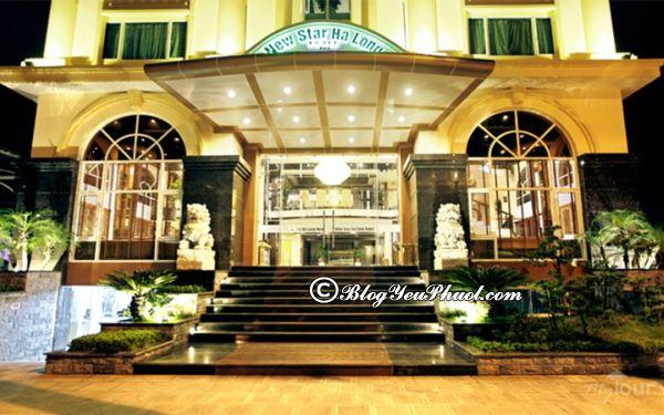 Review khách sạn New Star Hạ Long về chất lượng phục vụ, tiện nghi, phòng ốc: Khách sạn New Star Hạ Long có tốt không?