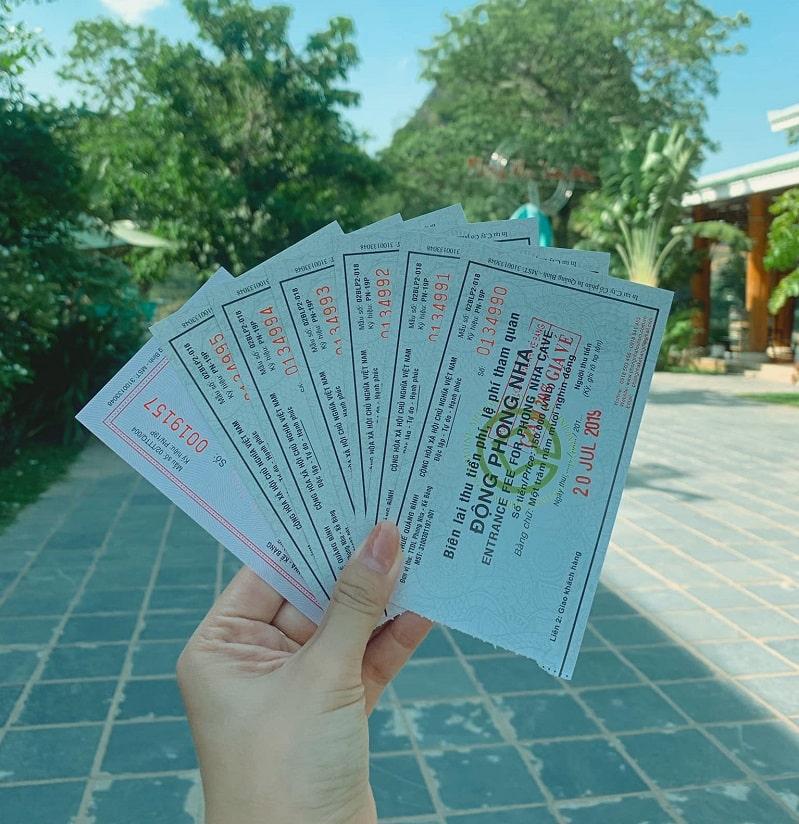 Thời gian mở cửa và giá vé tham quan động Phong Nha - Kẻ Bàng