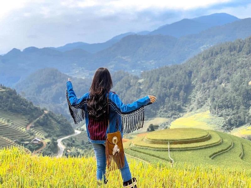 Những địa điểm thu hút dân phượt nhất ở Mù Cang Chai
