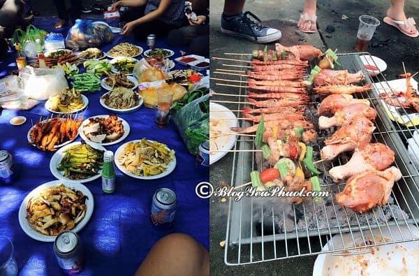 Ăn gì khi đi chơi ở khu du lịch Thủy Châu, Bình Dương: Kinh nghiệm ăn uống ở khu du lịch sinh thái Thủy Châu giá rẻ
