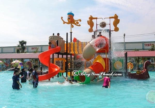 Chơi gì ở khu du lịch Trường Huy, Vĩnh Long? Những trò vui chơi giải trí hấp dẫn ở khu du lịch Trường Huy, Vĩnh Long
