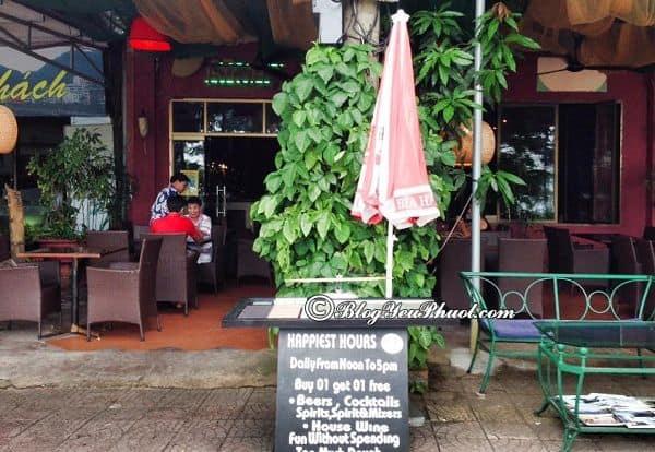 Địa chỉ ăn uống ngon, giá bình dân ở Cát Bà: Nên ăn ở đâu khi du lịch đảo Cát Bà?