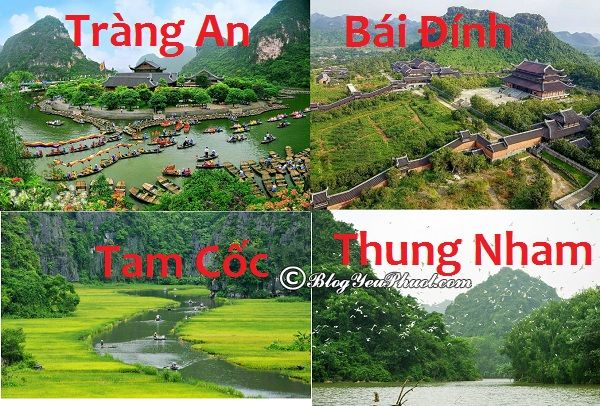 Địa điểm du lịch gần Hà Nội dịp 30/4 - 1/5 nổi tiếng, đẹp nhất: Nên đi đâu chơi dịp 30/4 - 1/5 gần Hà Nội?